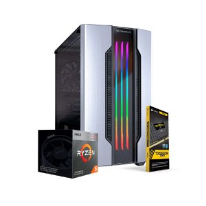 Pc Gamer PlayerID Entry - AMD RYZEN 5 3400G / DDR4 16GB 3600Mhz / SSD 240GB M2 / 500W