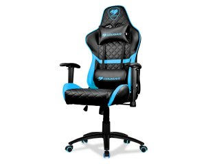 Cadeira Gamer Cougar Armor One Sky Blue - 3MAOSNXB.0001