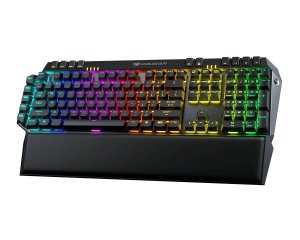 Teclado Mecânico Gamer COUGAR 700K Evo RGB Switch Red - 37KEVM1SB.0002