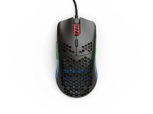 Mouse Gamer Glorious Gaming Model O Preto Fosco - GO-BLACK