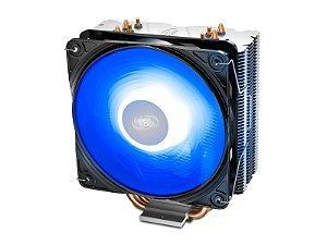 Cooler Para Processador Deepcool Gammaxx 400 V2 Blue - DP-MCH4-GMX400V2-BL