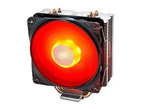 Cooler Para Processador Deepcool Gammaxx 400 V2 Red - DP-MCH4-GMX400V2-RD