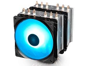 Cooler Para Processador Deepcool Neptwin RGB - DP-MCH6-NT-A4RGB