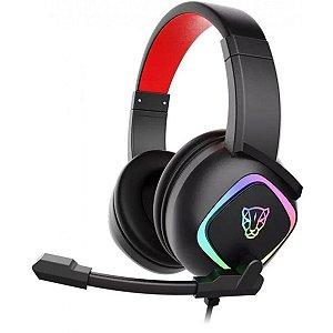 Headset Motospeed G750, 7.1 Surround USB, Preto