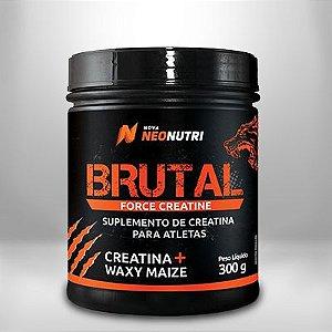 Creatina Brutal Force - NeoNutri - 300g