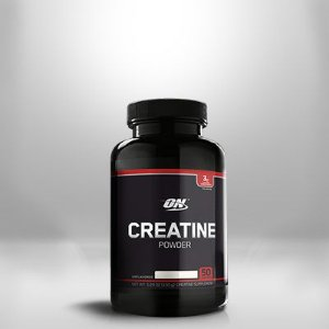 Creatina Powder Black Line - Optimum Nutrition - Sem Sabor