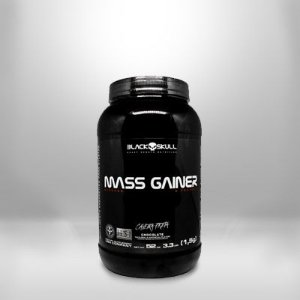 Mass Gainer - Black Skull - 1,5kg