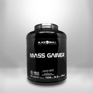 Mass Gainer - Black Skull - 3kg
