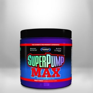 SuperPump Max - Gaspari Nutrition - 480g