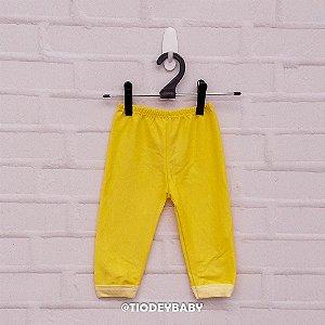 Calça Mijão Amarelo