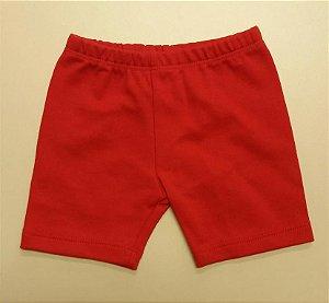 Shorts Ribana Vermelho