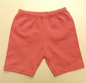 Shorts Ribana cor Telha