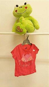 Camiseta Raposinha