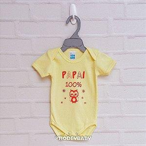 Body Frases Papai Coruja