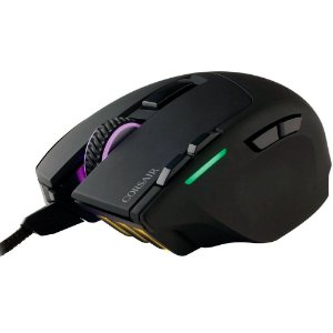 Mouse Corsair Gaming Sabre RGB Led Customizável