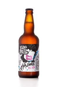 Cerveja Faixa Preta Hajime
