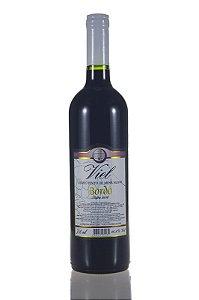 Vinho Tinto Suave de Mesa Bordô Adega Viel 2012 (750ml)