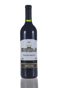 Vinho Tinto Seco Fino Ancelota Adega Viel 2011 (750ml)