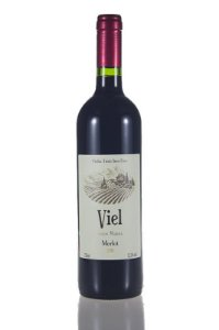 Vinho Tinto Seco Fino Merlot Adega Viel 2011 (750ml)