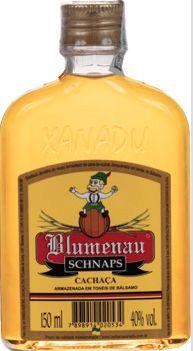 Blumenau Schnaps Bálsamo - Schnaps Xanadu