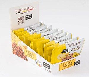 Waffle de Banana Sabor Belga - unidade