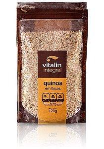 Quinoa Flocos Integral Vitalin