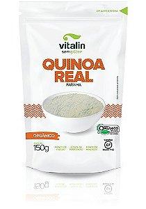 Quinoa Real Farinha Orgânico Vitalin