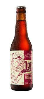 Dom Doca (Blond Ale de frutas vermelhas) - Cervejaria Dom Haus