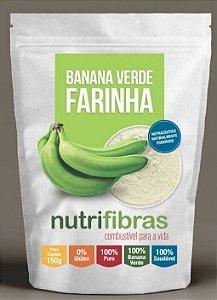 Farinha de Banana Verde Nutrifibras