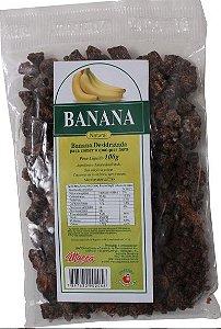 Banana Desidratada Macçã