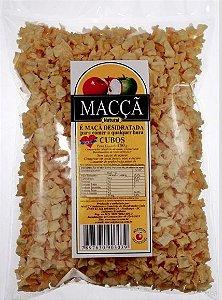 Maçã Chips Cubos Macçã