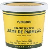 Creme De Parmesão Kraeuterkaese Pomerode 120g