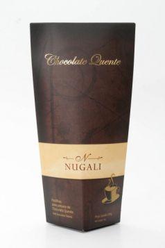 Pastilhas para Chocolate Quente Nugali