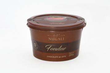 Fondue Chocolate ao Leite 45% Cacau Nugali