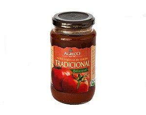 Molho de Tomate Orgânico Agreco 325g