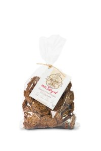 Biscoito Da Leth Integral Amanteigado Com Castanha 250g