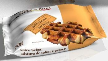 Waffle Sabor Belga 70g