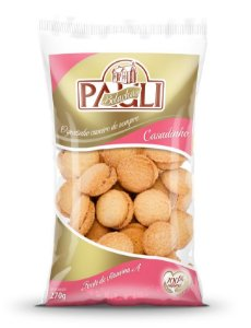 Biscoito Pauli - Linha Tradicional
