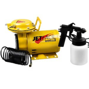 Motocompressor de Ar Mono Jet Fácil 1/3 Cv