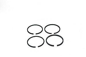 Conjunto Anéis de Segmento, Liga em Aço com 4 peças
