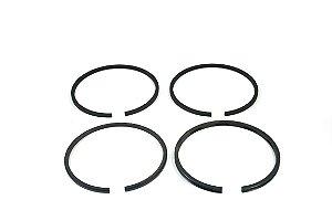 Conjunto Anéis de Segmento, em Liga de Aço com 4 peças