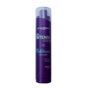 Matizador Intense Color Platinum Le Charmes 500ml Platinado