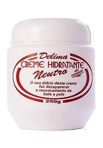 Creme Hidratante Para A Pele Delima 250g - Suave Fragrance