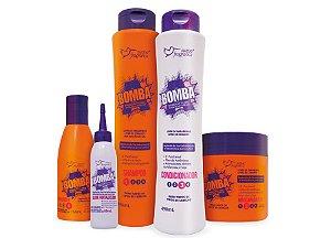 Kit Bomba A Fortalecimento Para Cabelos Suave Fragrance