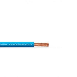 Cabo Flexível 1,50mm/750V Azul 100m