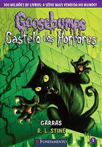 Goosebumps Castelo Dos Horrores 01 - Garras