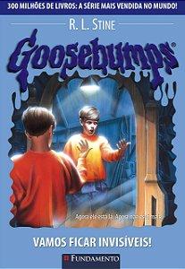 Goosebumps 19 - Vamos Ficar Invisíveis