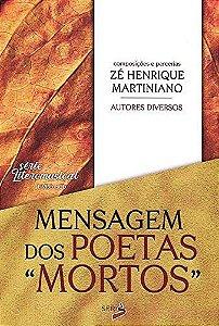 """Mensagem dos Poetas """"Mortos"""" [Contem CD]"""