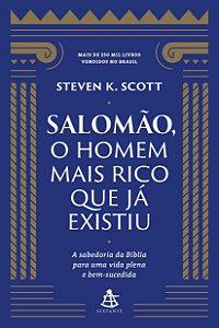 Salomão, o homem mais rico que já existiu