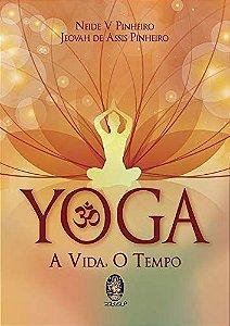 Yoga: A vida, o tempo Capa